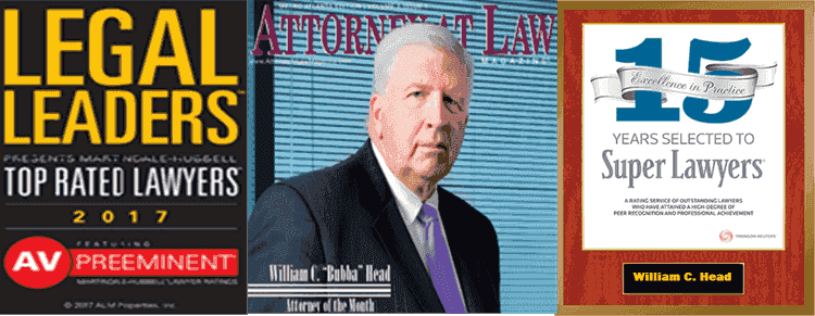 Top-rated defense lawyer Atlanta Bubba Head