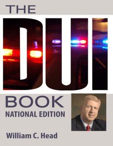 Bubba Head DUI Book