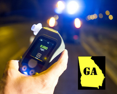 Portable Breath Test DUI