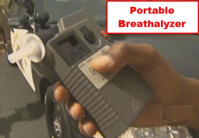 Portable Breathalyzer