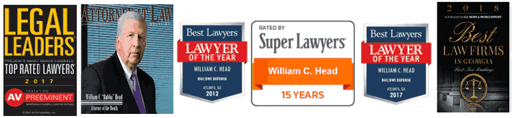 Highly-Rated DUI Attorney Atlanta Bubba Head