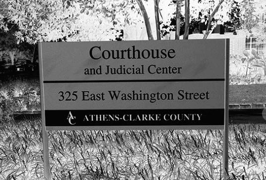 Athens GA Courthouse