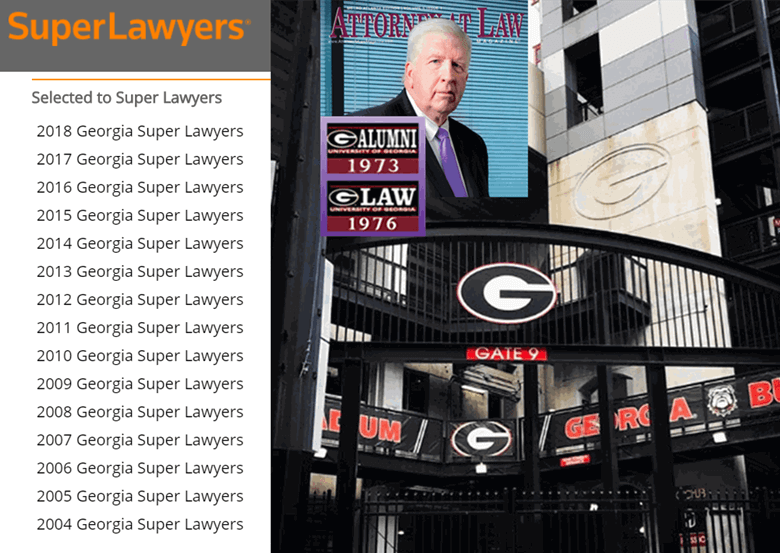 Athens GA DUI Lawyer Bubba Head