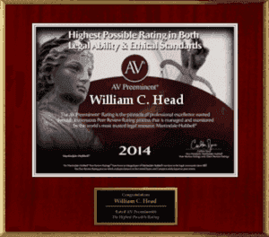 Highly-Rated GA DUI Defense Lawyer Bubba Head
