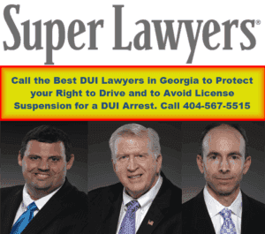 Top Drunk Driving Attorneys in Georgia