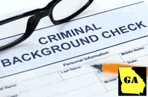 GA DUI Conviction on Background Check
