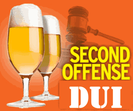 Second Offense DUI GA Penalties