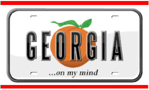 GA driver's license suspension traffic ticket