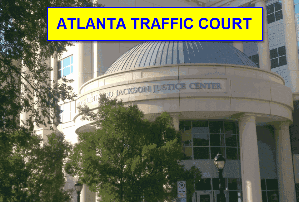 Atlanta Municipal Court: From Arraignment to Acquittal or Dismissal