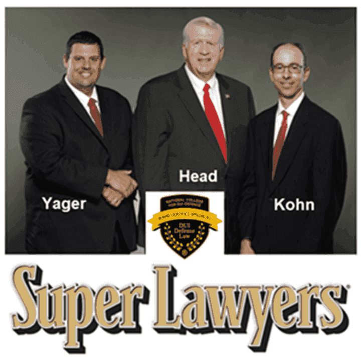 Highly Rated GA DUI Lawyers Cory Yager, Bubba Head, Larry Kohn