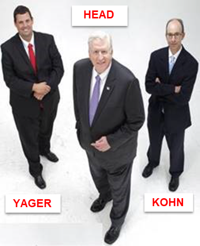 Atlanta DUI Attorneys Bubba Head, Larry Kohn, and Cory Yager