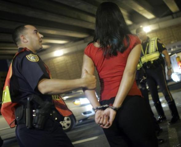 GA DUI Arrest