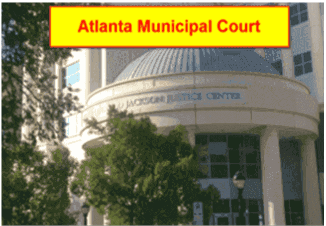 Atlanta Municipal Court