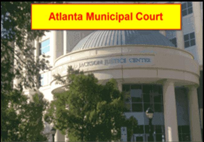 Atlanta Municipal Court