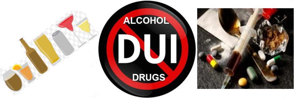 Alcohol DUI Drugs