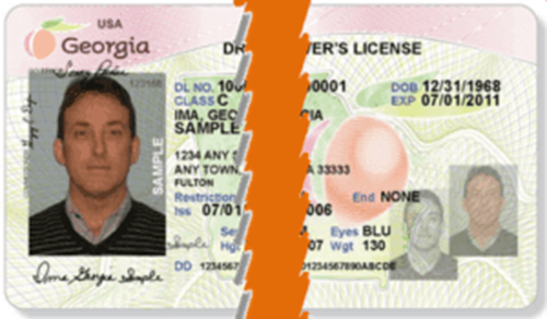 First DUI License Suspended