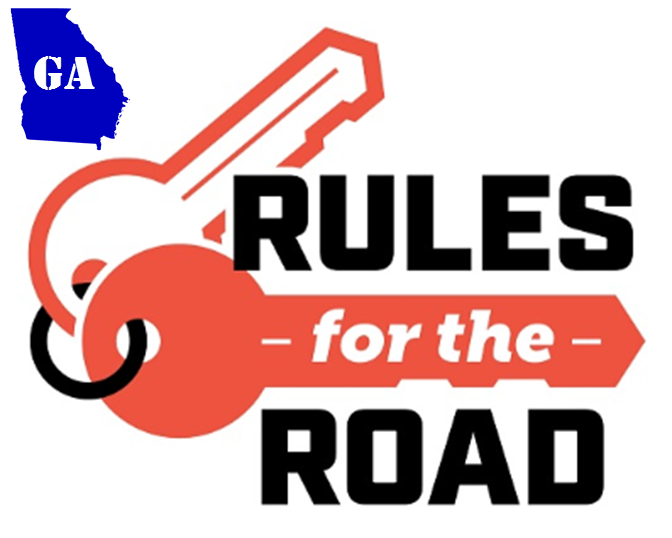 Rules for the Road Driving Georgia