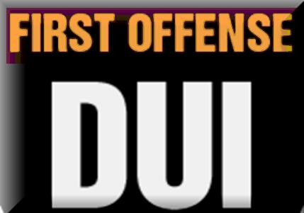 GA First Offense DUI
