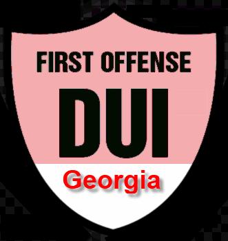 First Offense DUI Georgia