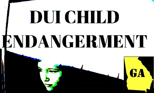 DUI Child Endangerment