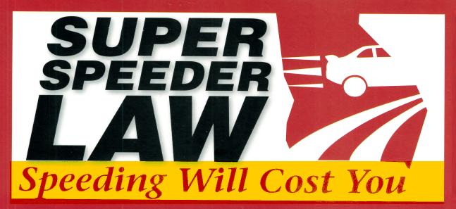 GA Super Speeder Law