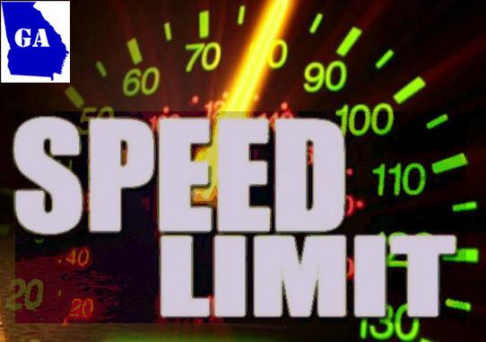 GA Speed Limit Odometer