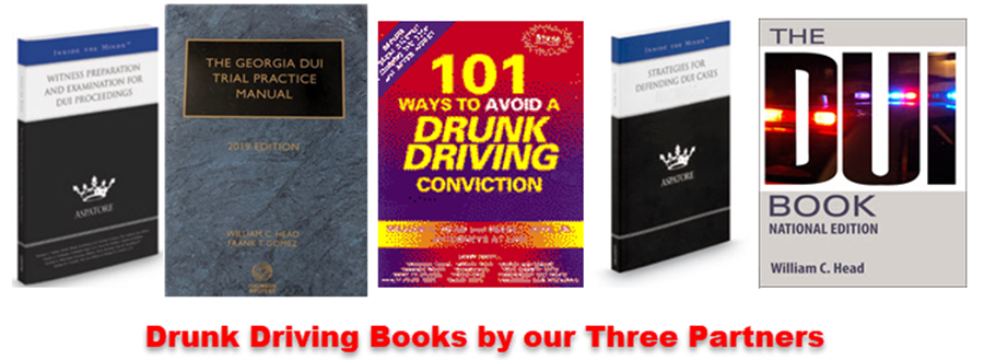 DUI Books and Manuals