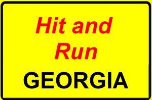 Hit and Run Georgia