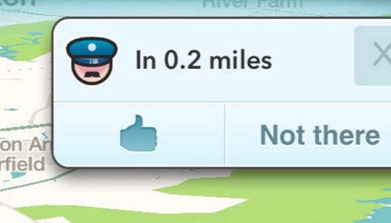 Waze App For DUI Checkpoints