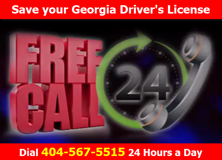 Save Your Georgia Driver's License