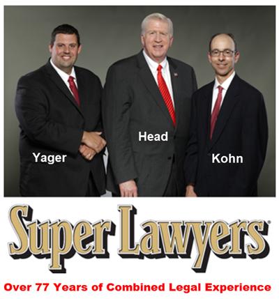 Cory Yager, Bubba Head, and Larry Kohn
