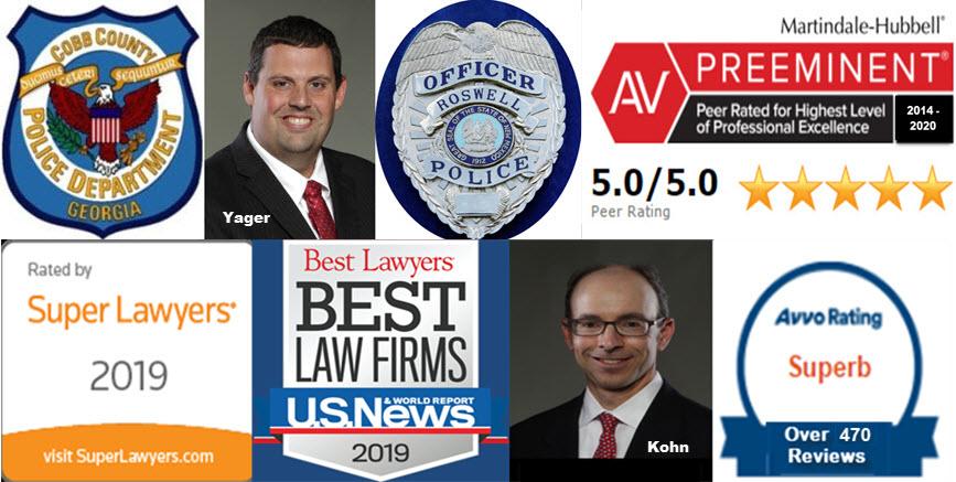 DUI Lawyers Cory Yager and Larry Kohn