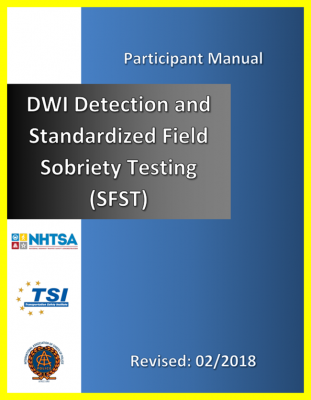 DWI Detection and SFST