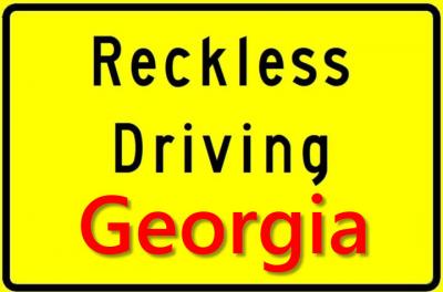 Reckless Driving GA