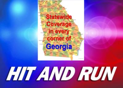 Hit and Run Georgia GA