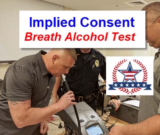 GA Implied Consent Breath Alcohol Test