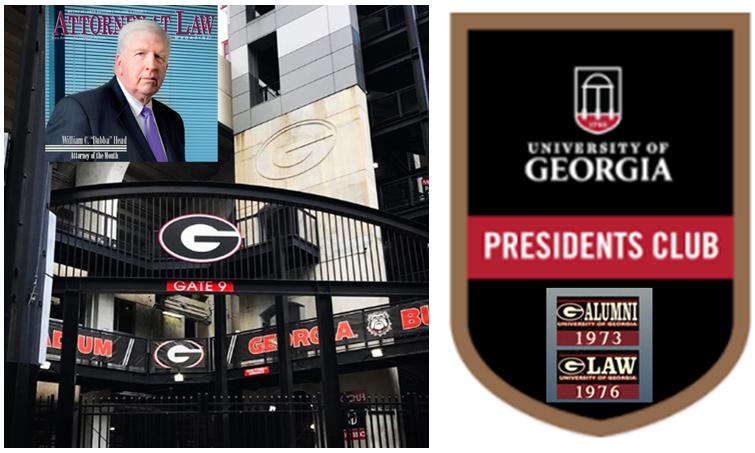 DUI Lawyer Athens, GA Bubba Head