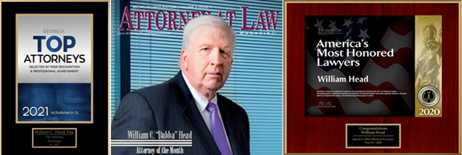 GA Reckless Driving Lawyer Bubba Head Legal Services