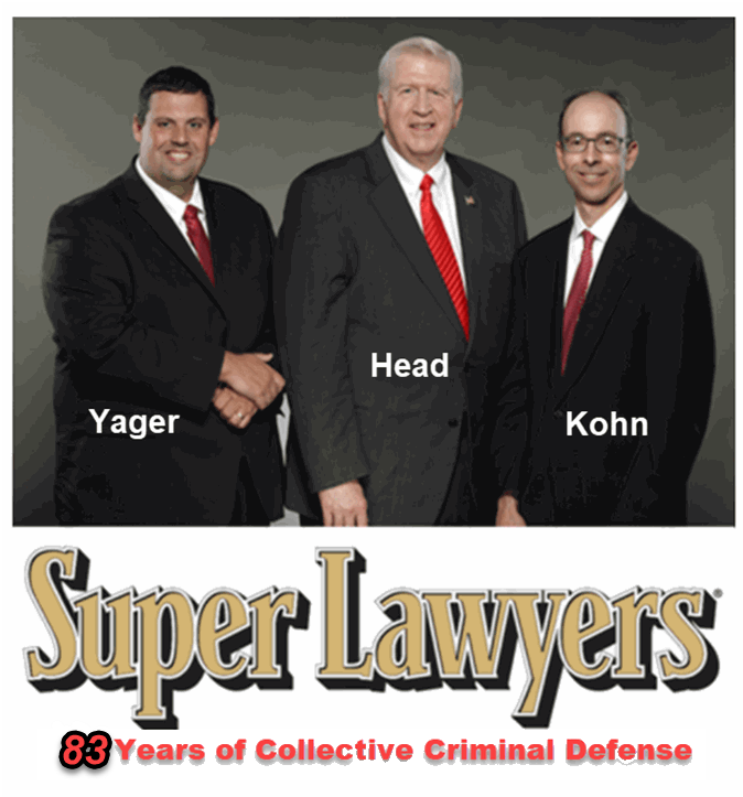 GA DUI Lawyers Cory Yager, Bubba Head, and Larry Kohn (83 Years combined experience,)