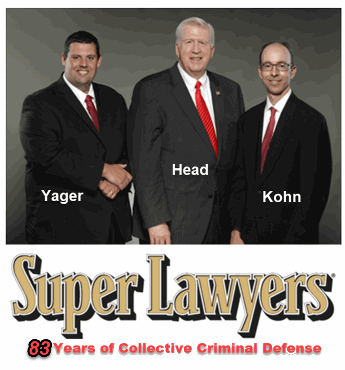 DUI lawyer GA Legal Services from three Super Lawyers, Bubba Head, Cory Yager and Larry Kohn